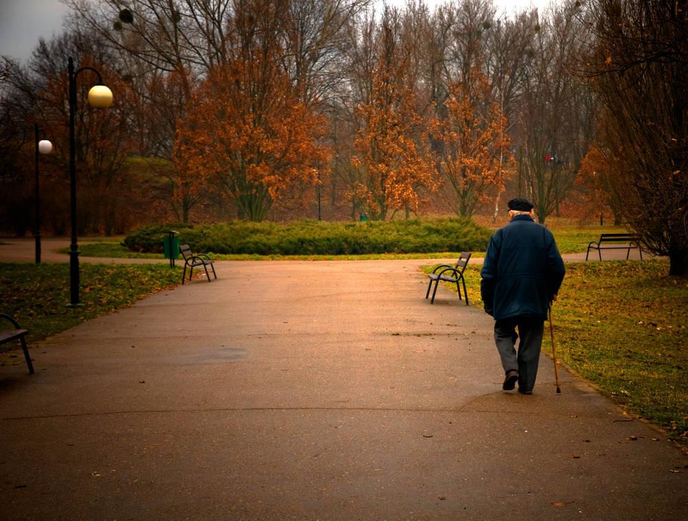 La soledad en la Tercera Edad ya es una realidad