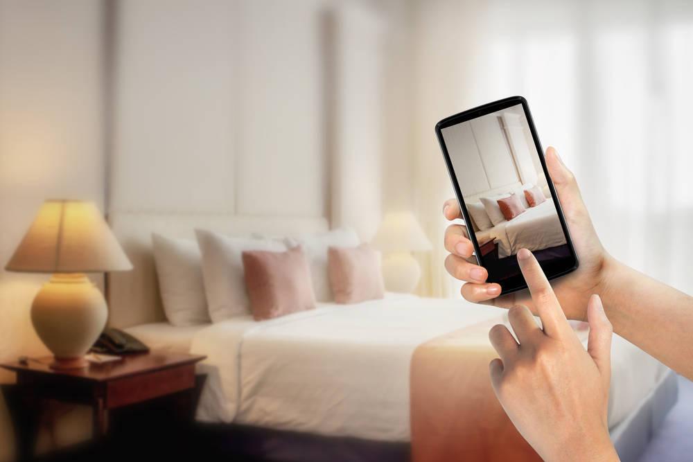 Un hotel a la última en tecnología