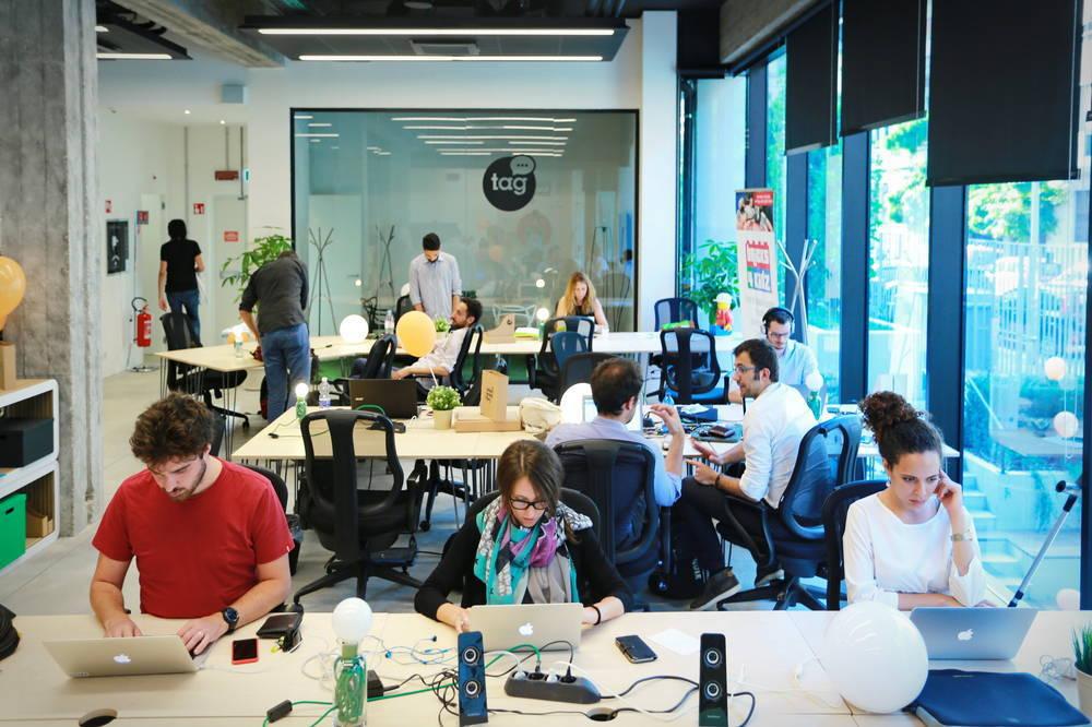 El auge del coworking, una ventaja de la tecnología