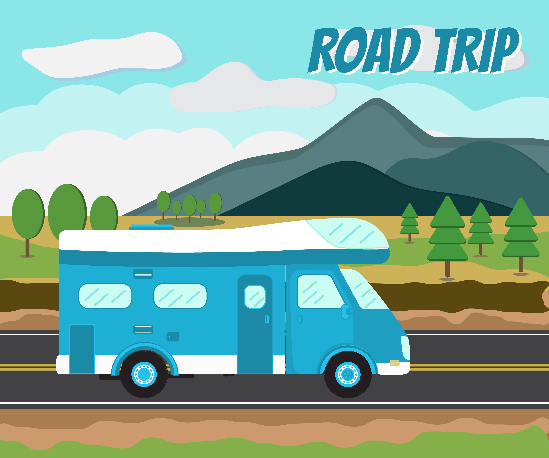 Viajar en autocaravana, ecológico, económico y muy saludable