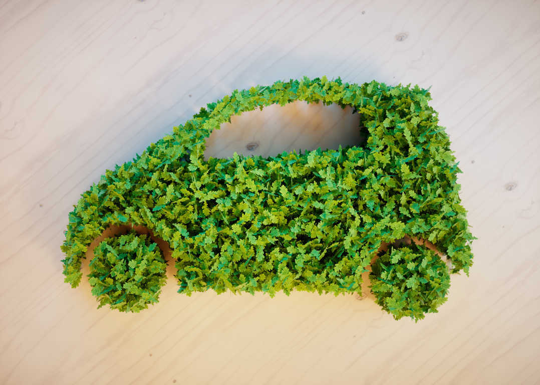 Las mejores marcas de coches se hacen ecológicas