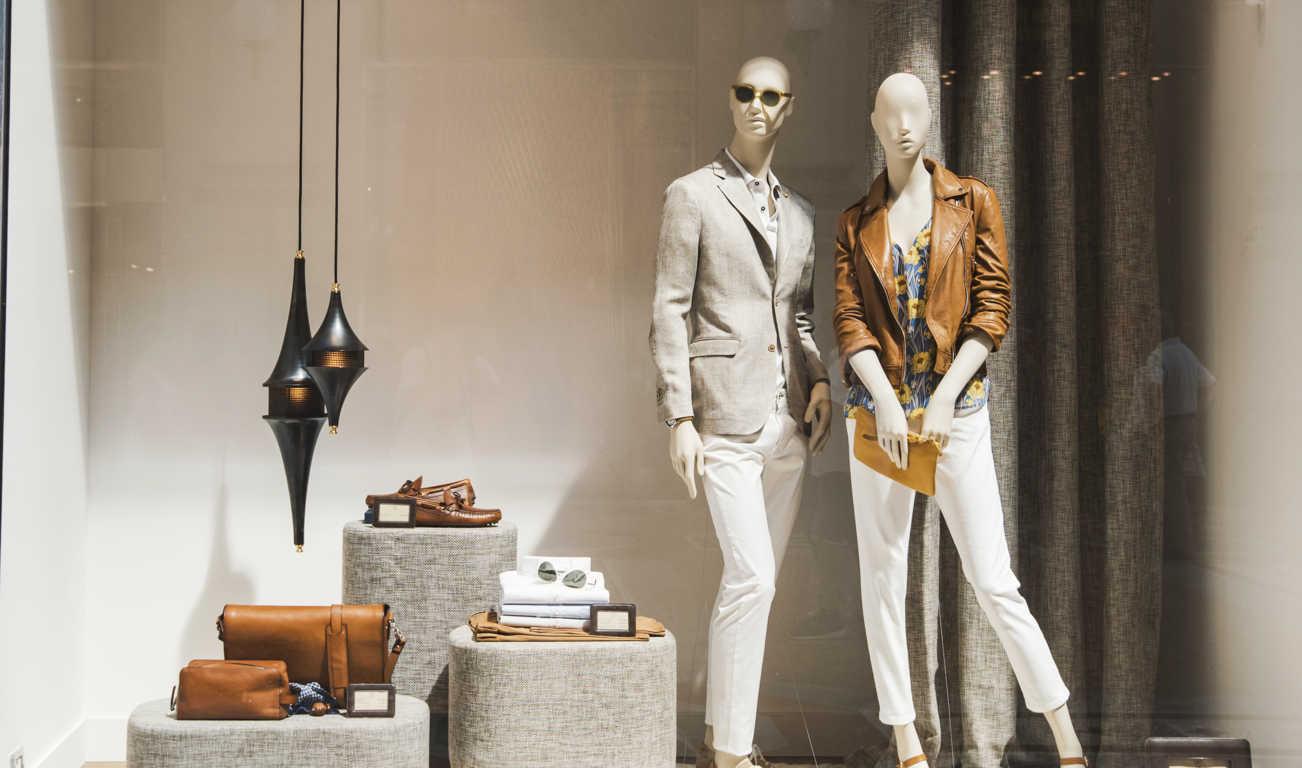 Crear una tienda de moda
