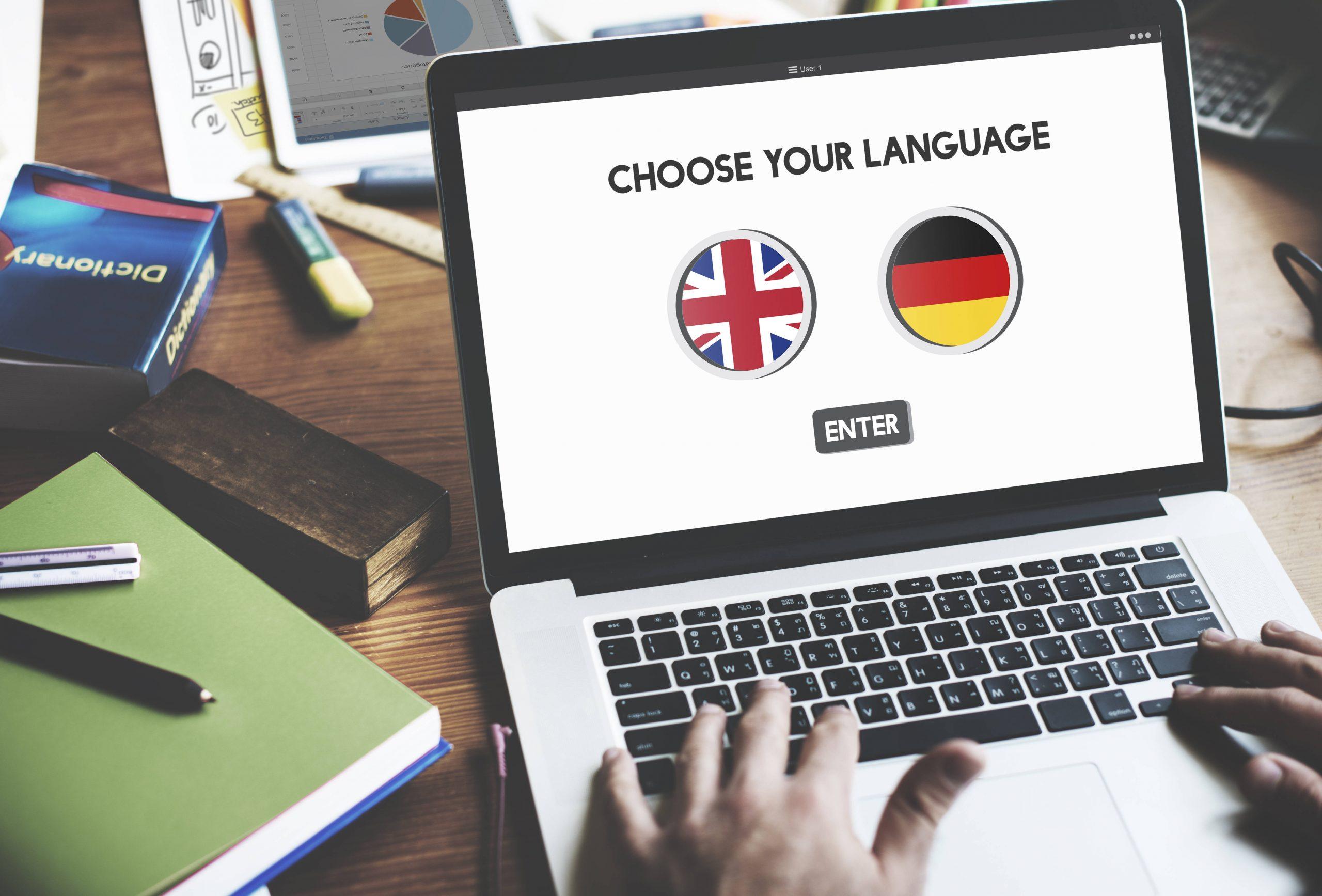 Traduce tu página web a varios idiomas si lo que quieres es vender en el extranjero