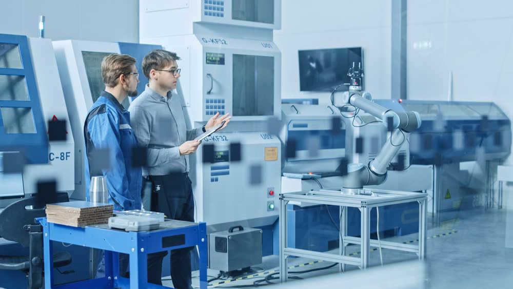 Robótica industrial en la actualidad