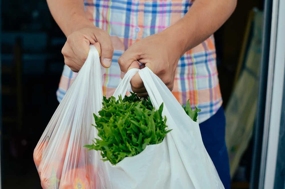 Lo último en bolsas de plástico
